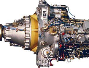 Авиационные двигатели